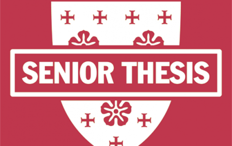 Why Senior Thesis Should Not be Graded: A Student's Perspective