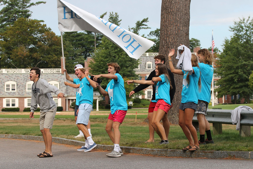 Stats, Facts, Opinions: Holderness School Begins a New Year