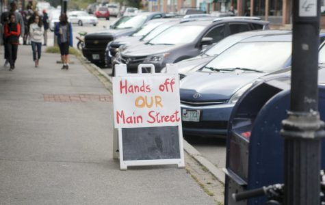 Plymouth Protests as Northern Pass Threatens Main Street