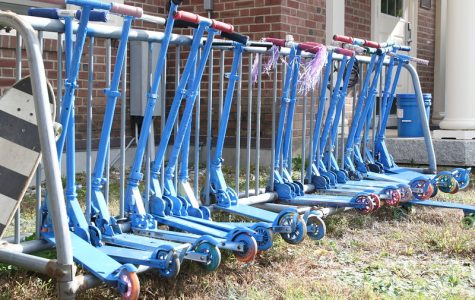 A Solution to Theft: Holderness Scooter Share Program