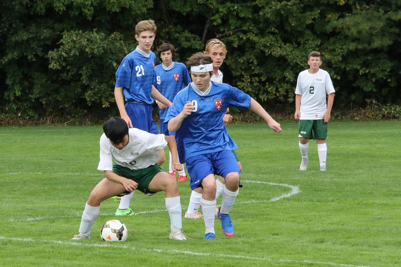 Boys JV2 Soccer vs. Proctor Academy