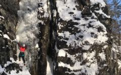Ice is Nice: Ice Climbing at Holderness