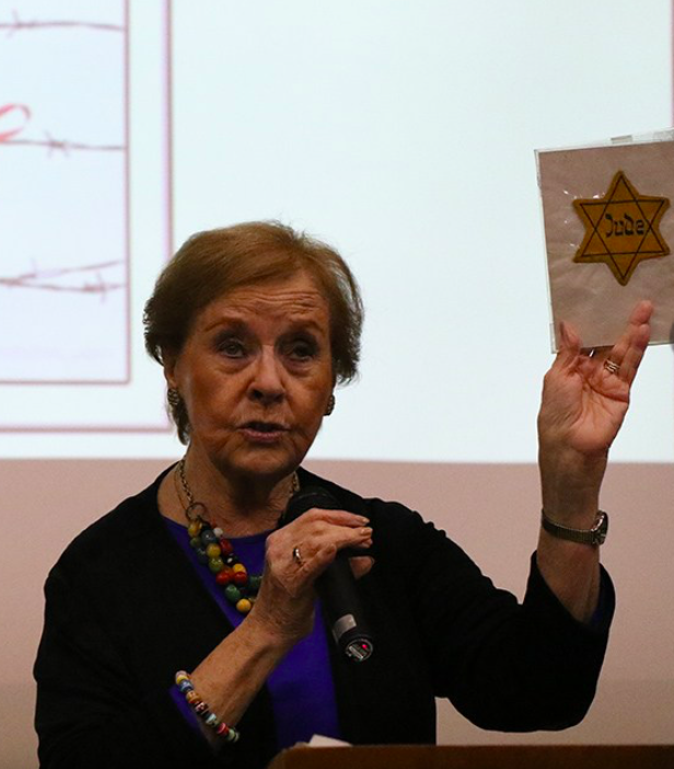 Our Experience Meeting a Holocaust Survivor