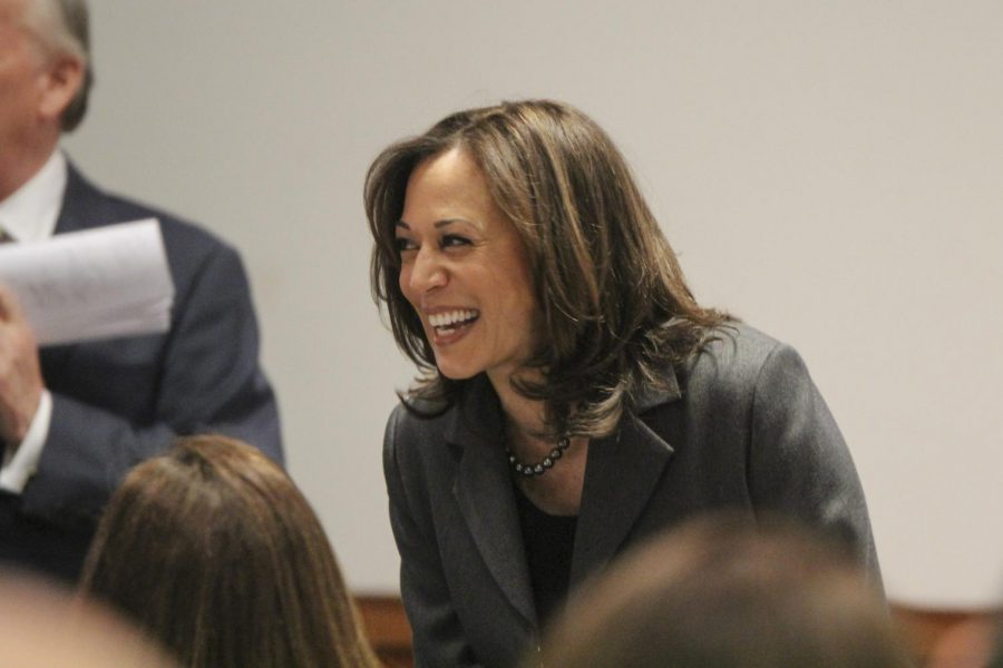 Kamala Harris and the Diversifying Image of Political Power